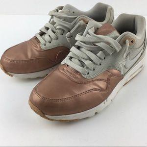Nike Air Rose Gold Sneakers